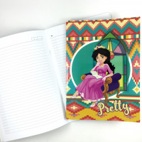 Buku Tulis (Princess – Pretty)