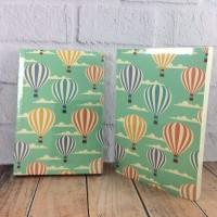 Jurnal Mini : balloons