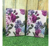 Jurnal Mini : Seamless floral