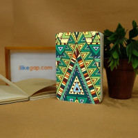 Jurnal Premium : Green Pattern Batik (premium)
