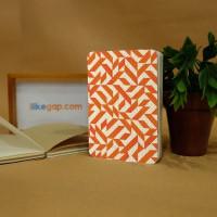 Jurnal Premium : Orange rectangle